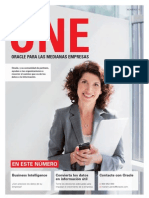 Revista Oracle ONE 11 2010 ES