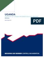 uganda COI