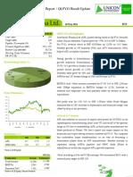 Aurobindo Pharma Ltd - Q4 FY11 Result Update