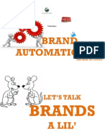 Brand Automation by Asher