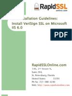 SSL Installation Guidelines Install VeriSign SSL on Microsoft IIS 6   RapidSSLonline.com