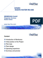 Industrial Waste Water IKEA Application Example Turkey