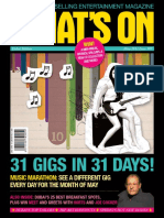 What's On | May 2011