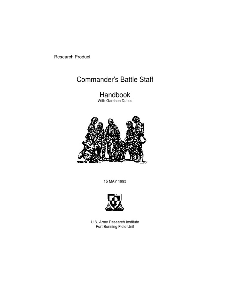 ARTILLERY XOS HANDBOOK PDF