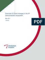 Analysys Mason Domestic Peering Paper
