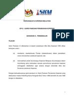 GP12 - Garis Panduan Penubuhan Koperasi