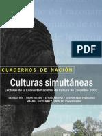 cuadernos de nación , industrias culturales