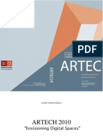 Artech - Coreografia Digital Interativa