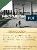Micro Finance Ppt Final