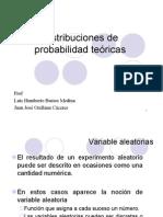 3Distribuciones de Probabilidad Teoricas Med