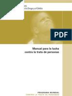 Trafficking Toolkit Spanish