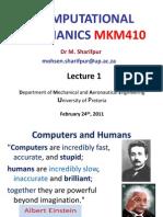 Mkm Sharifpur Lecture 1