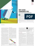 Why Good Companies Fail