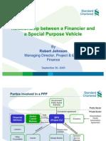 3- Relation_financier SPV(R Johnson) Std Chartered