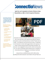 North Georgetown Elementary's ConnectioNews, April 2011 Edition