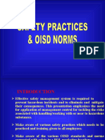 Safety Practices Oisd Norms