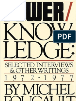 Michel Foucault - Power-Knowledge