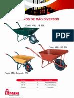 Catálogo Carros de Mão (pt)
