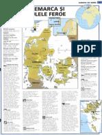 Atlas - Danemarca Si Insulele Feroe