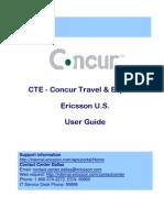 Concur User Guide