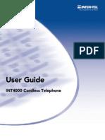 INT4000 User Guide (Prelim)