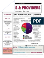 Payers & Providers Midwest Edition – Issue of May 10, 2011