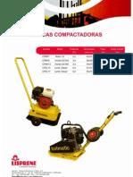 Catálogo Placas Compactadoras (pt)