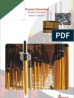 Catálogo Prumos/Puntales (pt-es)