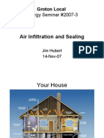 Air Infiltration 071108