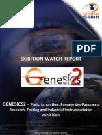 Rapport Veillesalon Genesics2 2011