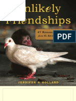 Unlikely Friendships Brochure