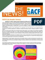 Tech the News (septiembre 2010) - Nutrición y Salud