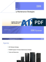 AIX and System p Maintenance Strategies