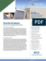 Eventia Analyzer Datasheet