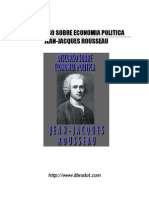 25402824 Rousseau Discurso Sobre Economia Politica