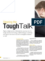 Steering the Tough Talk_Mar11
