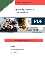Week 1 Engineer and Society