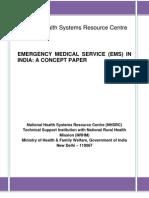 EMS Concept Paper