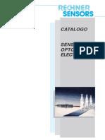 Catalogos sensores optoelectrónicos