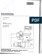 Manual Centrífuga Westfalia SA 20 03
