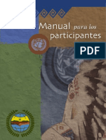 Foro Permanente para las Cuestiones Indígenas de las Naciones Unidas