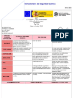 Ficha de Seguridad -Ddt