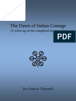 The Dawn of Indian Coinage - A Writeup
