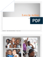 Evaluation Plan - Love in Action - Wu