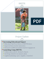 Evaluation Plan - BRYTE - Sandler Scott