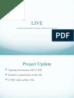 Evaluation Plan - LIVE - Eckhoff