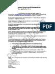 QS Postgraduate Scholarships Application Form