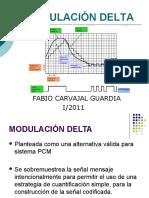 Modulacion Delta
