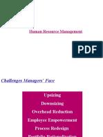 HR Introduction