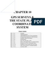 Chapter 10 Plains States Coordinate System